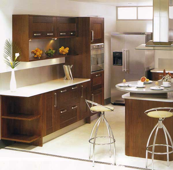kitchen design for small spaces photo - 2