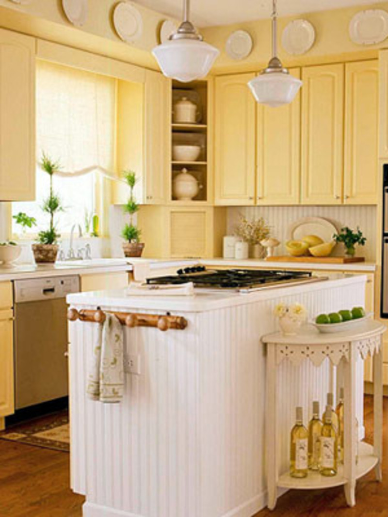 kitchen design ideas for small kitchens photo - 2