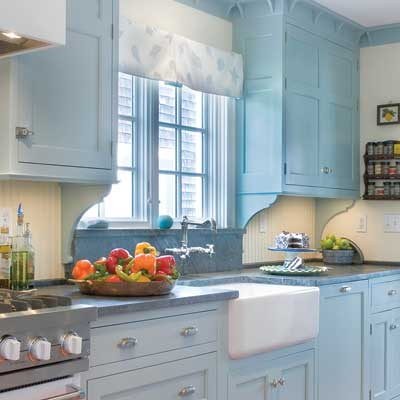 kitchen furniture for small kitchen photo - 2