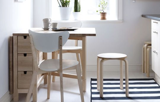 kitchen furniture for small spaces photo - 2