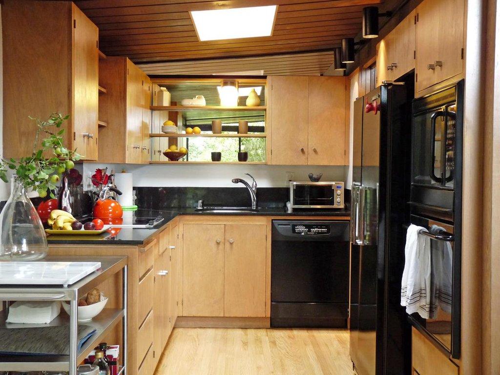 kitchen ideas for small apartments photo - 2