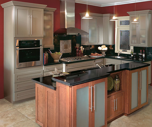 kitchen ideas for small kitchens on a budget photo - 2