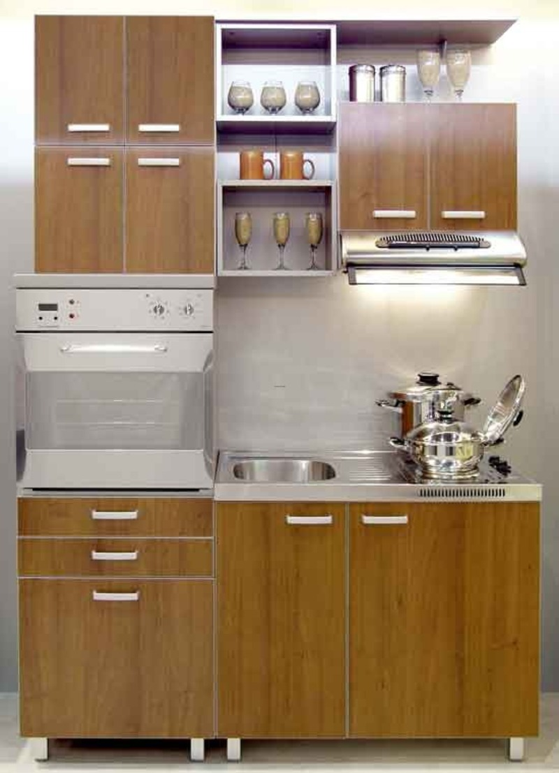 kitchen ideas for small spaces photo - 1