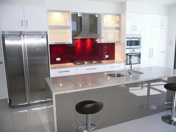 kitchen island designs for small kitchens photo - 1