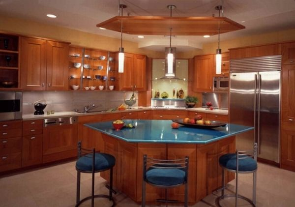 kitchen island for small space photo - 2