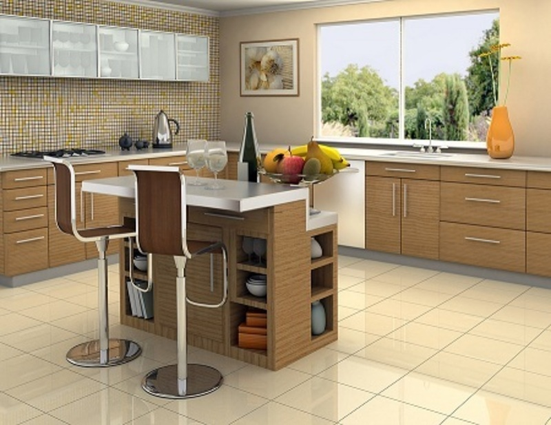 kitchen island ideas for a small kitchen photo - 2