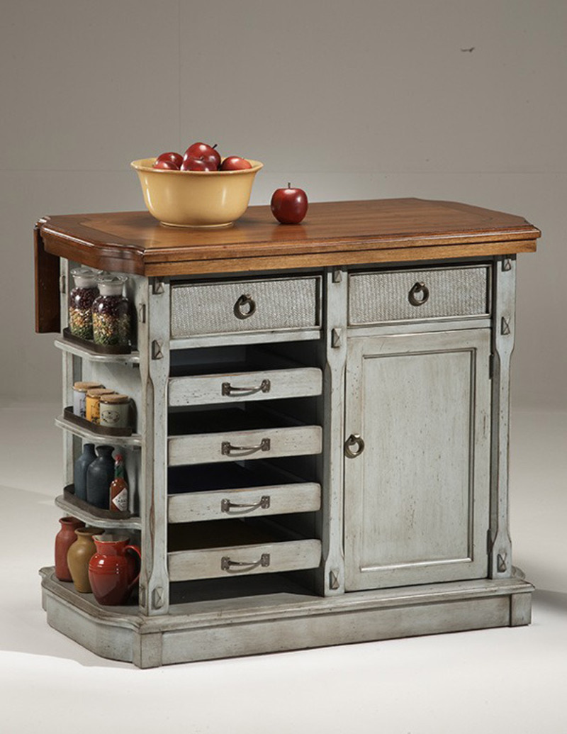 kitchen islands for small kitchens photo - 1