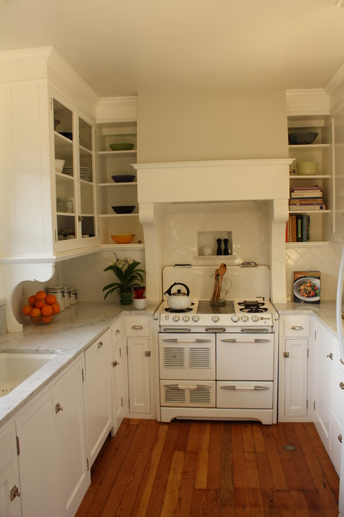 kitchen layout ideas for small kitchens photo - 2