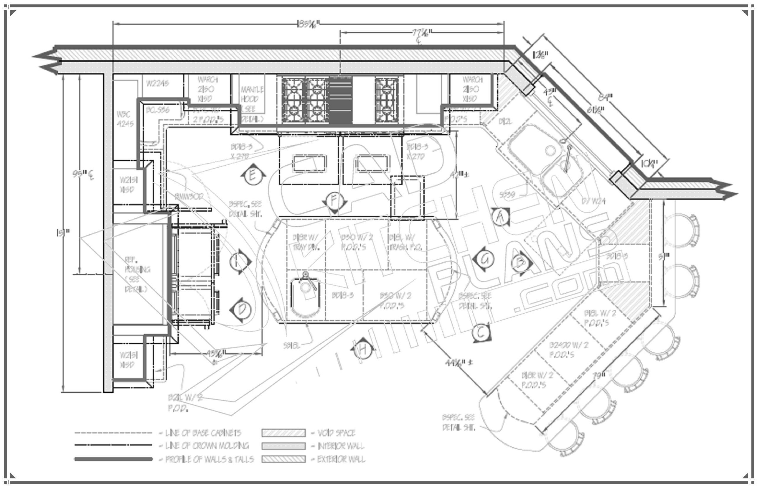 kitchen layouts for small kitchens photo - 2