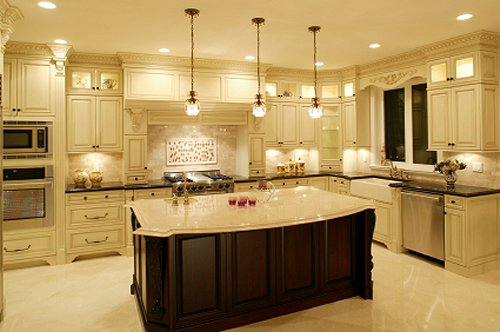 Kitchen lighting ideas small kitchen - large and beautiful photos ...