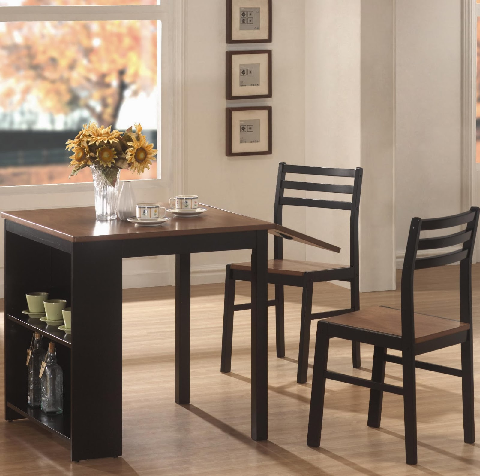 emejing small kitchen table sets ideas - mericamedia