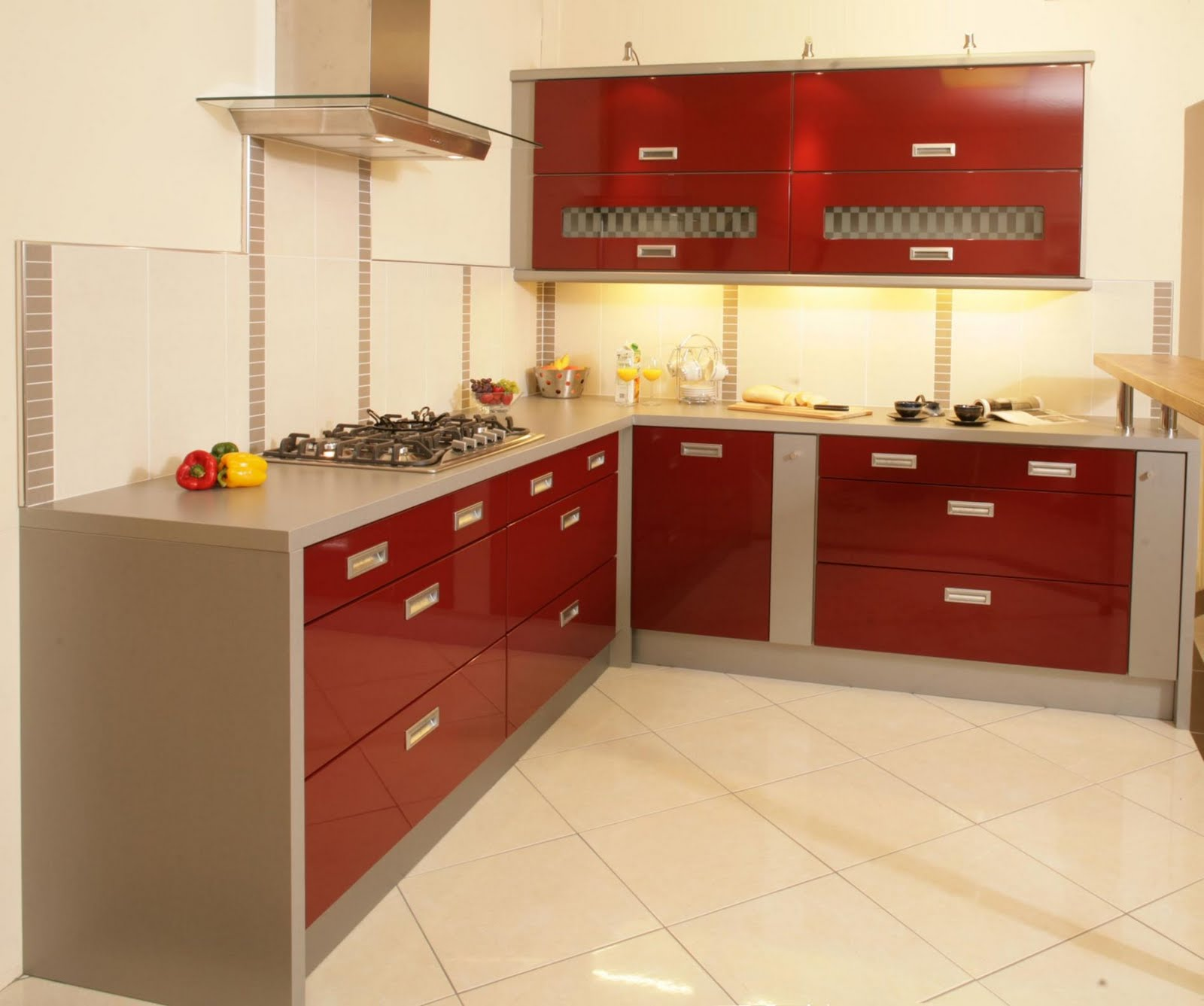 Kitchen units for small spaces large and beautiful photos