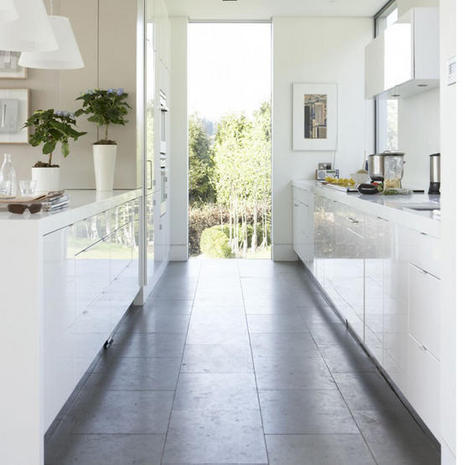 kitchen units for small spaces photo - 2