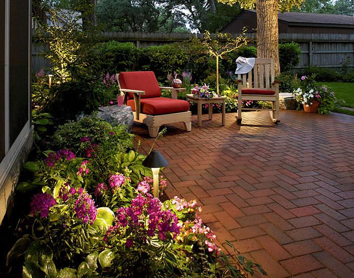 landscape for backyard photo - 1