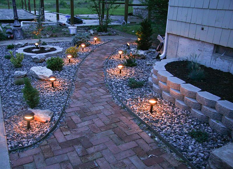 landscaping my backyard photo - 2