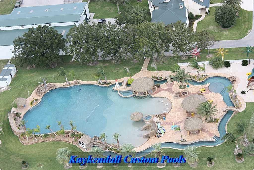 largest backyard swimming pool photo - 2