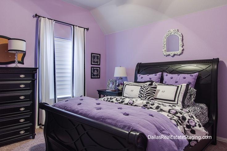 lavender teenage bedrooms photo - 2
