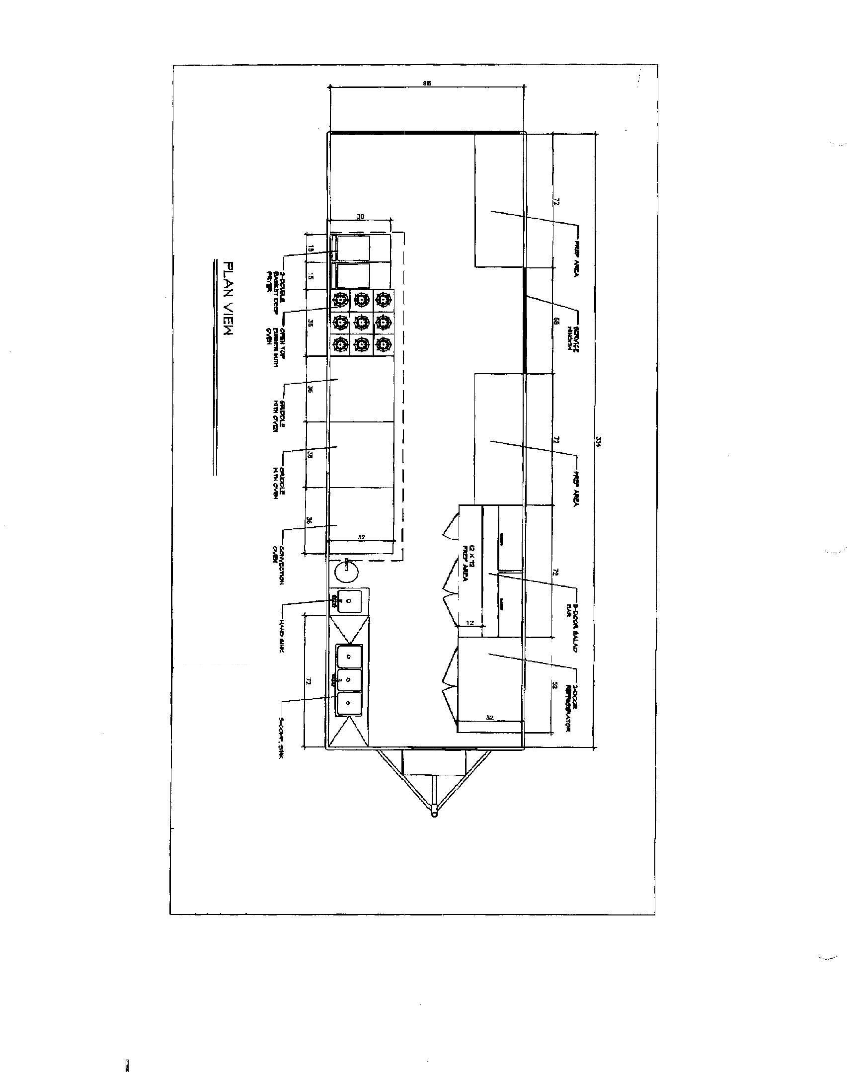layouts for small kitchens photo - 2
