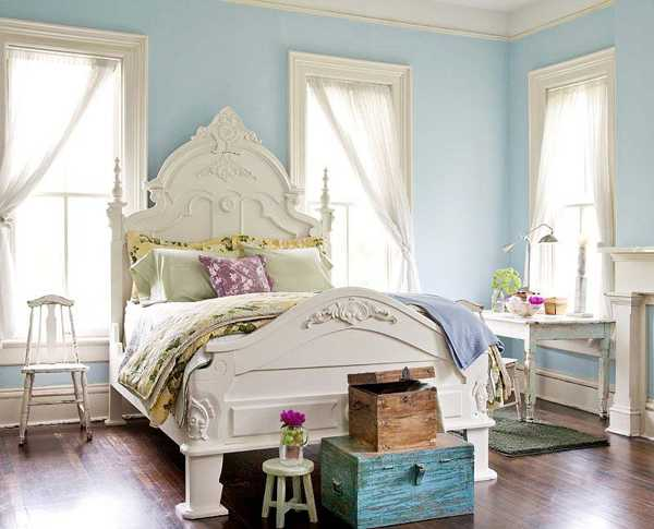light colors for bedroom photo - 2
