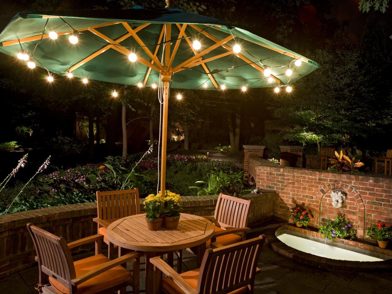 lighting for backyard photo - 2