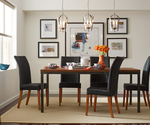 lighting for dining rooms photo - 2