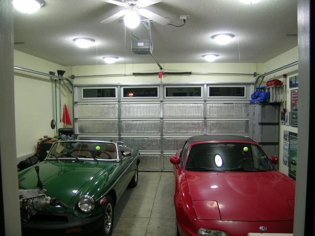 lighting garage photo - 1