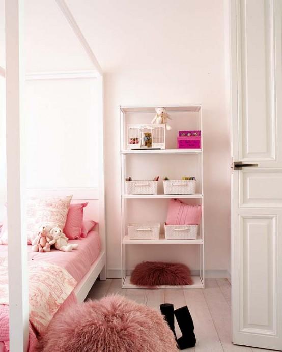 little girl bedroom designs photo - 2
