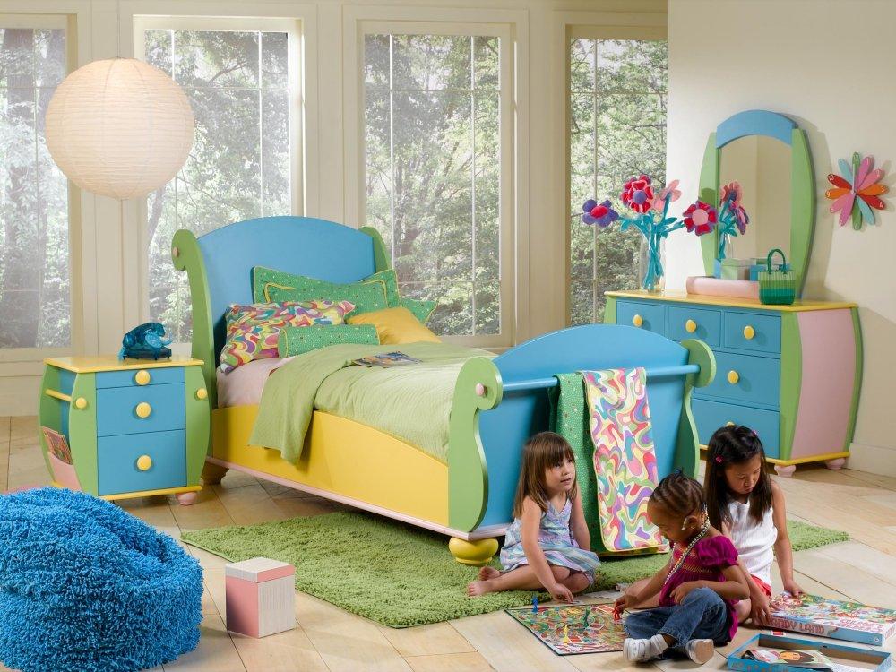 little kids bedroom photo - 1