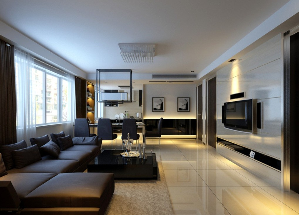 living and dining room photo - 1
