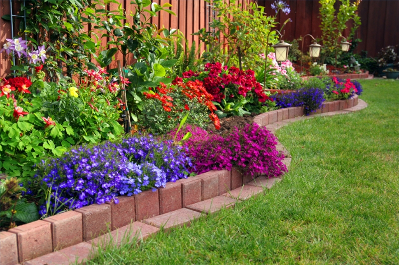 Gardening Ideas On A Budget Diy Garden Ideas On A Budget Google Search  Landscaping Ideas For
