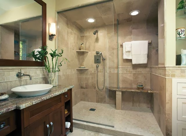 Bon Main Bathroom Ideas   Large And Beautiful Photos. Photo To Select Main  Bathroom Ideas | Design Your Home