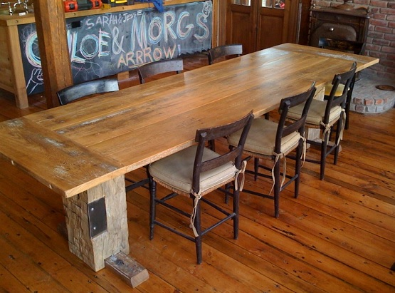 making dining room table large and beautiful photos tables diy 11 mod 232 les pour s initier au quot fait main