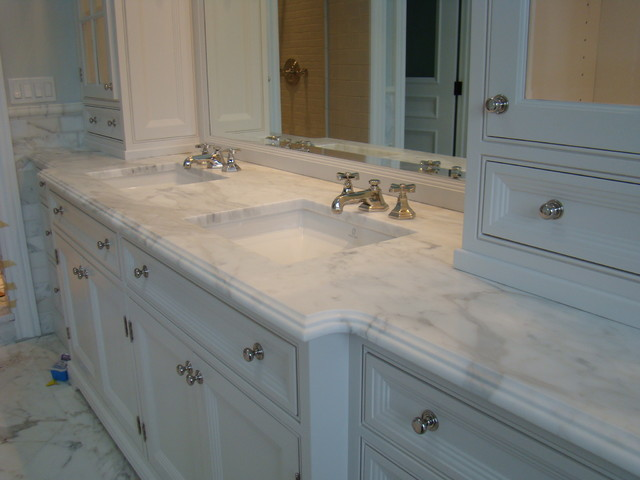 Marble bathroom countertops large and beautiful photos photo to select marble bathroom for Granite countertops in bathrooms