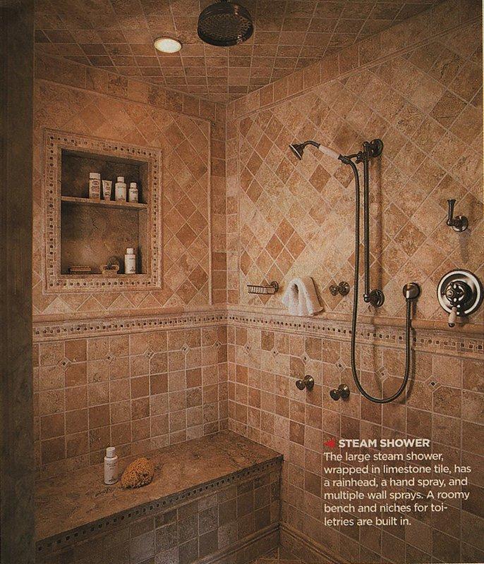 master bathroom designs photo - 1