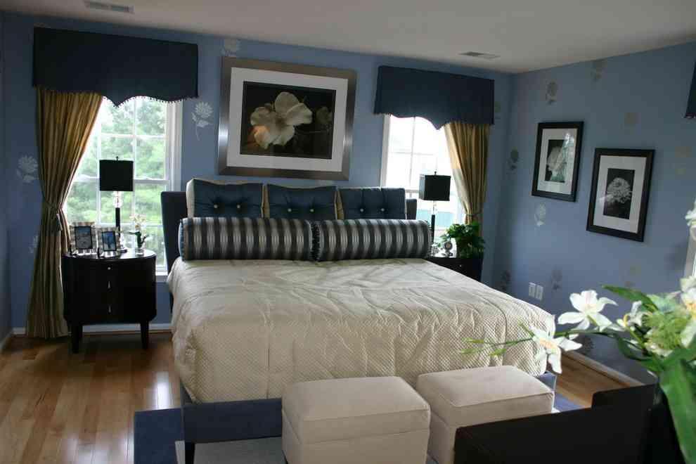 master bedroom wall decor ideas photo - 2