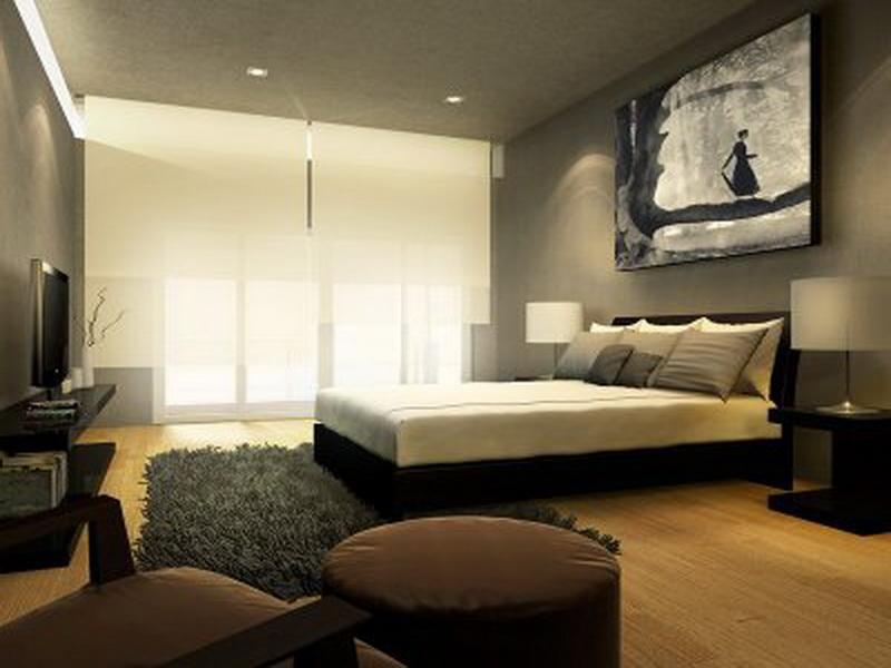 master bedroom wall decorating ideas photo - 1