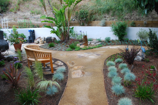 Mediterranean Backyard Landscaping Ideas   Large And Beautiful Photos.  Photo To Select Mediterranean Backyard Landscaping Ideas | Design Your Home