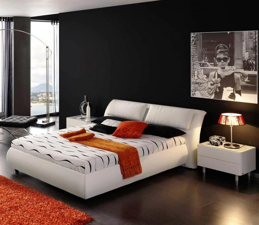 mens bedroom colors photo - 1