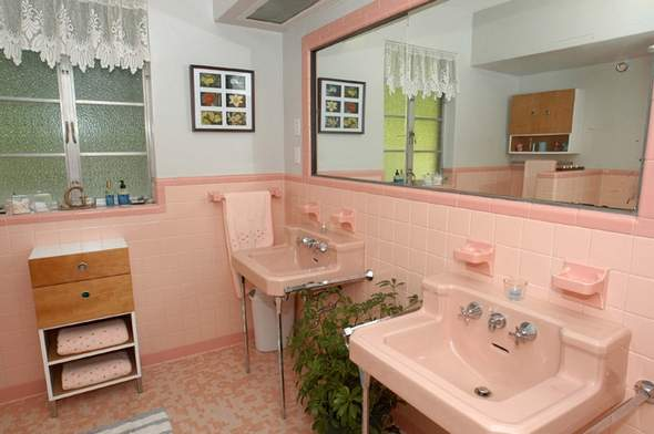 Mid Century Bathroom   Large And Beautiful Photos. Photo To Select Mid  Century Bathroom | Design Your Home