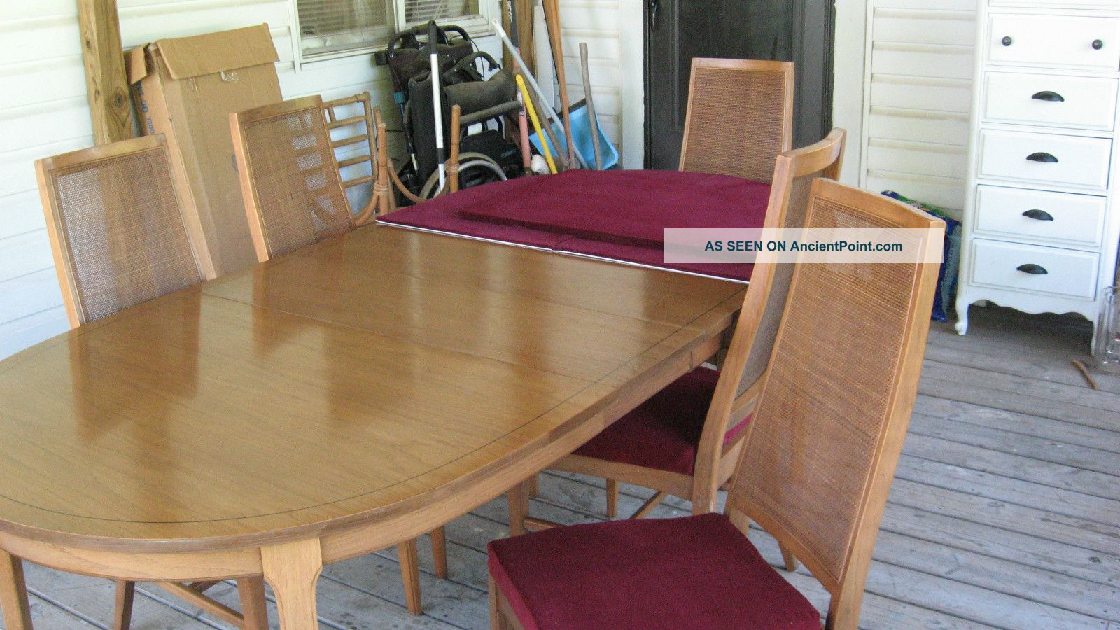 Mid century modern dining room - large and beautiful photos. Photo ...