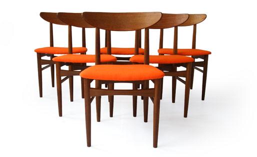 mid century modern dining sets photo - 1