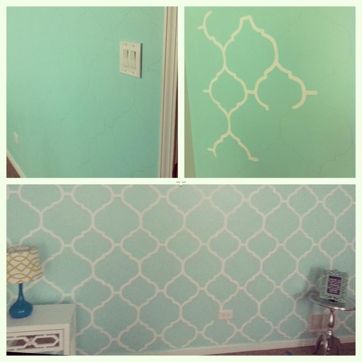 mint green bedroom walls photo - 1