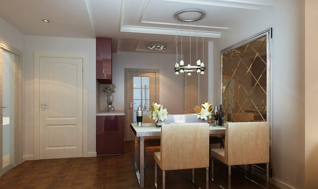 Emejing Mirror For Dining Room Contemporary House Design