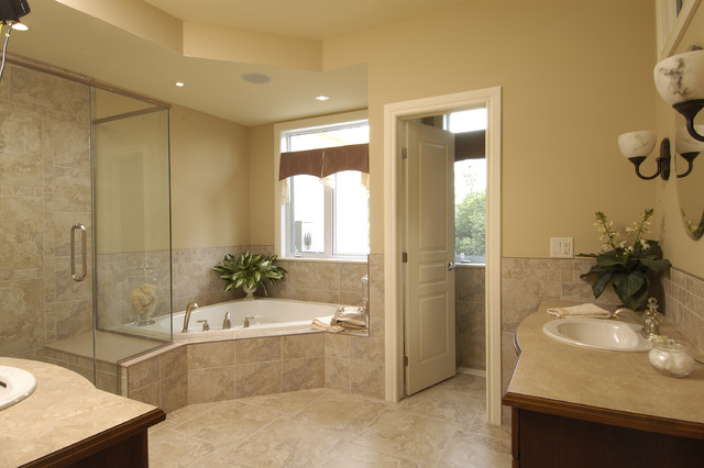 Model home bathrooms large and beautiful photos photo for Bathroom models photos