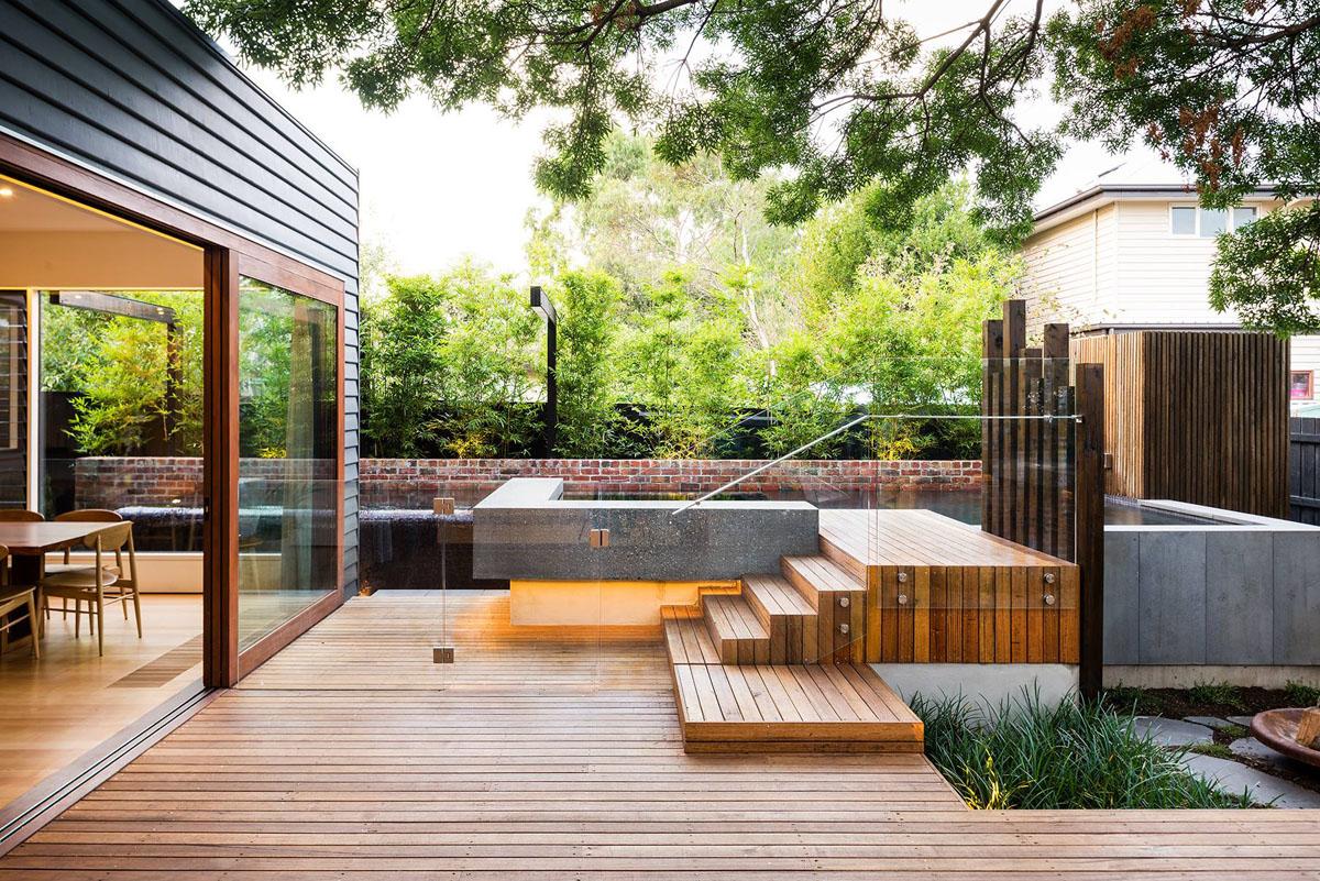 Modern Backyards - Interior Design