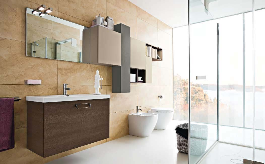 Charming Modern Bathroom Design Ideas