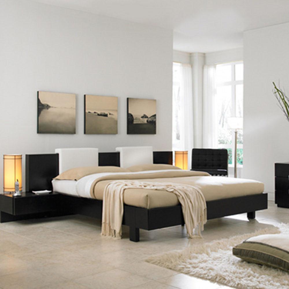 modern bedroom color ideas photo - 2