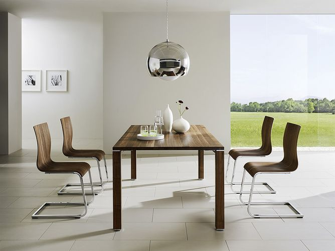modern contemporary dining room chandeliers photo - 2