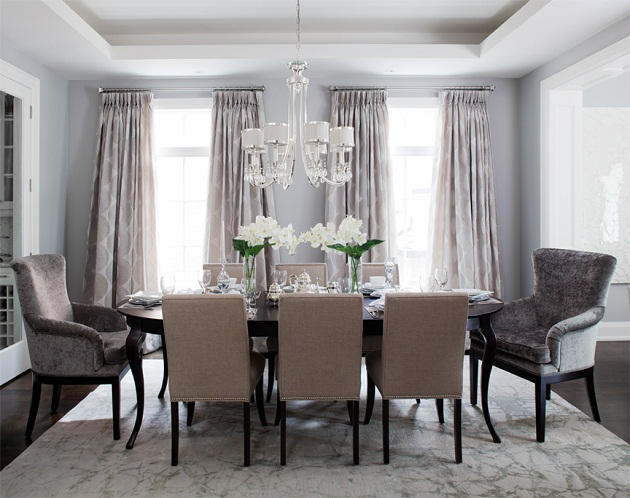 modern dining room rugs photo - 1