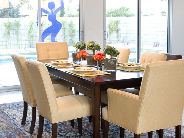 Modern Dining Table Decor Room Centerpieces